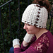 Extremely Easy Bun Hat pattern