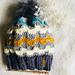 Panna Slouchy Hat pattern