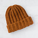 Ribbed Wonder Easy Hat pattern