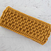 Alpine Stitch Ear Warmer pattern