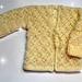 Velvet Stars Bolero pattern