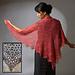 Dahlia Shawl pattern
