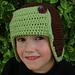Aviator Hat pattern