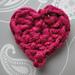 2-Round Heart pattern