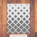 Fading Diamonds C2C Blanket pattern