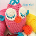 Sleepy Owl pattern