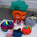 Punky The Trick or Treater pattern