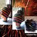 Paisley EMS  hat pattern