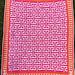 Volunteer Baby Blanket pattern