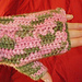 Super Easy Fingerless Gloves pattern