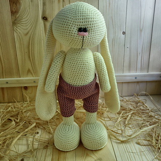 Amigurumi Cuddle Me Bunny-Free Pattern | Amigurumi Free Patterns ... | 320x320
