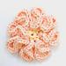 The Loopy Little Flower pattern