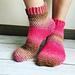 Socks Stairway To Heaven pattern