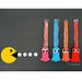 Pacman Popsicle Cozy & Freezie Holder pattern