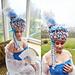 Marie Antoinette Baroque Wig pattern