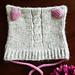 Kitty Cat Toddler Hat pattern