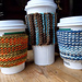A Very Simple Coffee Cup Cozy pattern