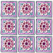 Moon Blossom pattern