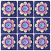 Millefiori pattern