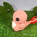 Chibi Baby Charmander pattern