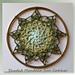 Shaded Mandala Sun Catcher pattern
