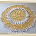 Sunshine Lace Doily pattern
