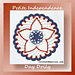 Petite Independence Day Doily pattern