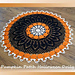 Pumpkin Patch Halloween Doily pattern