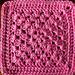 Plain Granny Square pattern
