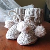 Brighton Crochet Baby Booty