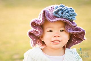 Chloe Crochet Sunhat