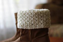 Brighton Crochet Boot Cuff