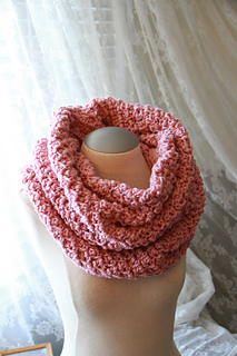 Cumberland Crochet Cowl