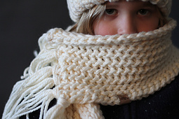 Everest Crochet Scarf