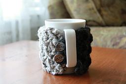 Woodland Crochet Cup Cozy