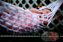Newborn Crochet Hammock