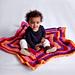 Little Star Blanket pattern