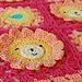 Little Lion Baby Blanket pattern