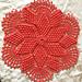 Puffy Fan pattern