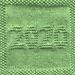 2020 Square pattern