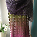 Tae a Thistle Scarf pattern