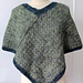Grey Gardens Crochet Poncho pattern