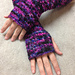 Punk Rock Fingerless Gauntlets pattern