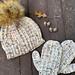 Hearth Hat & Mittens pattern