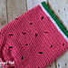 Watermelon Cocoon pattern