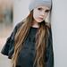 Princess Beanie Hat pattern