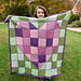 Made with Love, Heart Baby Blanket pattern