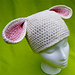 Bunny Rabbit Costume Hat for Easter, Halloween, or Any Time! pattern