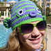 Kissy! Kissy! Fish Face Hat for boys and girls pattern