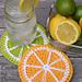 Lime and Lemonade Coasters pattern